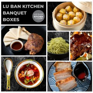 Lu Ban Kitchen Banquet Boxes